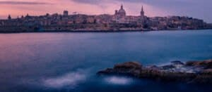 valletta or il belt is the tiny capital of the med B82ZAKX