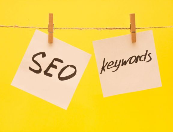 white-stickers-with-the-words-seo-and-keywords-on-2021-04-06-10-13-04-utc